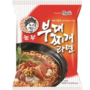 韓國八道 部隊鍋風味拉麵[KR121]