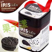 韓國海太 IRIS白巧克力 骰子巧克力[KR009]