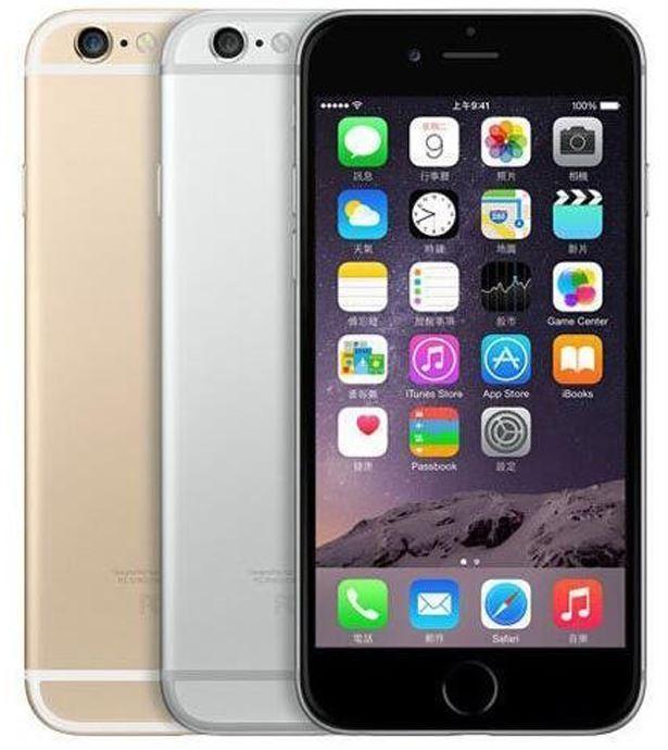 庫存出清品 原廠正品盒裝 Apple iPhone6 128G 4.7吋 4G LTE 含發票