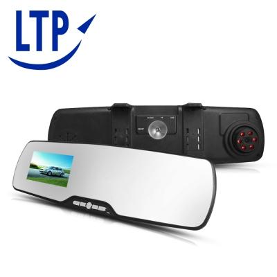 【純米小舖】LTP 全都錄 2.7吋 FHD 1080P後照鏡行車記錄器