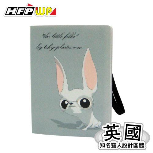 HFPWP (the little fella) 40入名片夾名師設計精品 台灣製 環保材質 5折 TPCH40S / 本