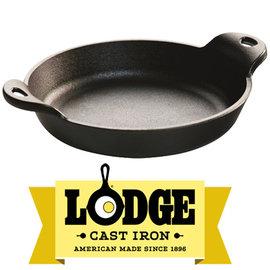 【鄉野情戶外用品店】 Lodge |美國| 迷你圓形鑄鐵焗烤盤/煎鍋 荷蘭鍋 鑄鐵鍋/HMSRD