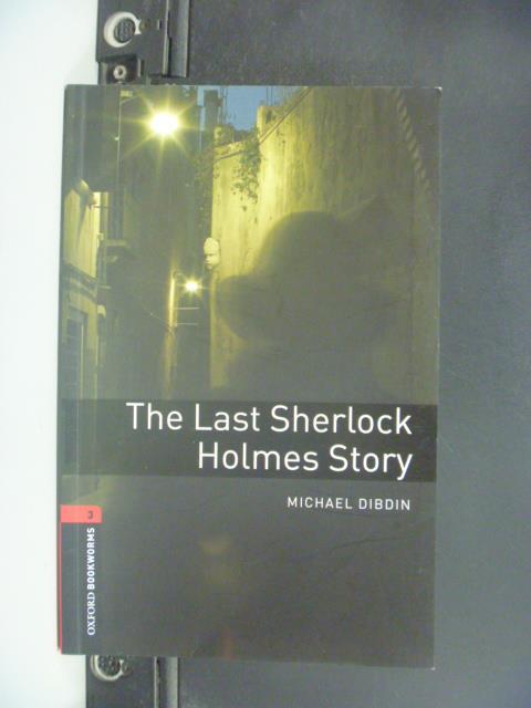 【書寶二手書T1/原文小說_GEE】The Last Sherlock Holmes Story