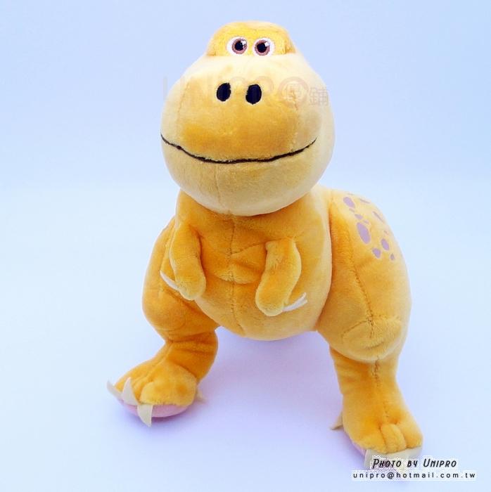 【UNIPRO】迪士尼 恐龍當家 奈許 小奈 Nash 26公分 娃娃 玩偶 The Good Dinosaur 暴龍