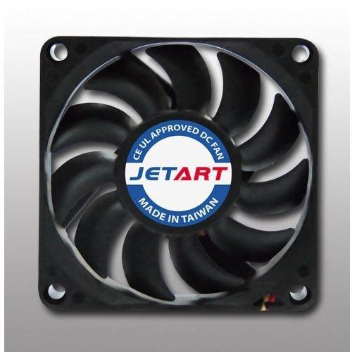 *╯新風尚潮流╭*JetArt 7x7cm 3800 R.P.M 34.0dBA 直流風扇 公司貨 DF7015B