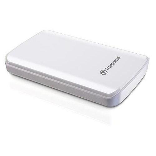 *╯新風尚潮流╭*創見 1T 1TB 2.5吋 USB3.0 鏡面防震硬碟 SJ25D3W 白色限量版 三年保固 TS1TSJ25D3W