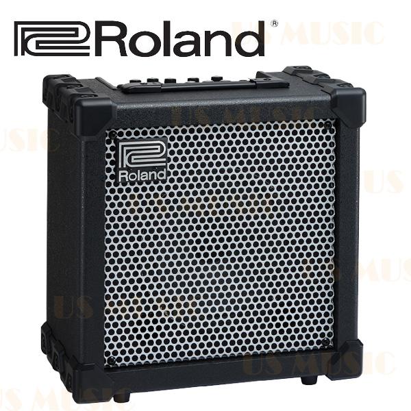 【非凡樂器】『ROLAND Guitar Amplifier 20XL』吉他擴大音箱/含效果器 (CUBE-20XL)