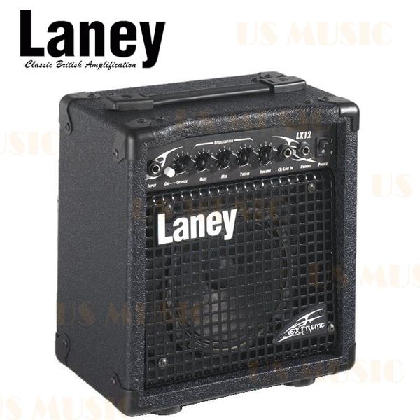 【非凡樂器】『Laney LX12 電吉他音箱 小音箱』 英國知名品牌Laney品牌/LX-12 居家 必備