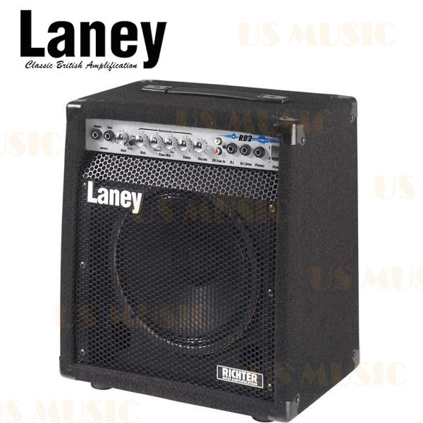 【非凡樂器】『蘭尼Laney 30瓦貝斯音箱 BASS音箱RB-2(RB2)』原廠公司貨 電子鼓 電吉他 電貝斯 皆適用