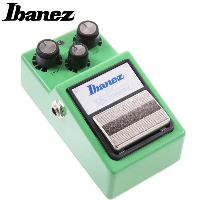 【非凡樂器】Ibanez TS9 Effect Pedals 全新品公司貨【經典電吉他效果器/經典破音系】/贈導線