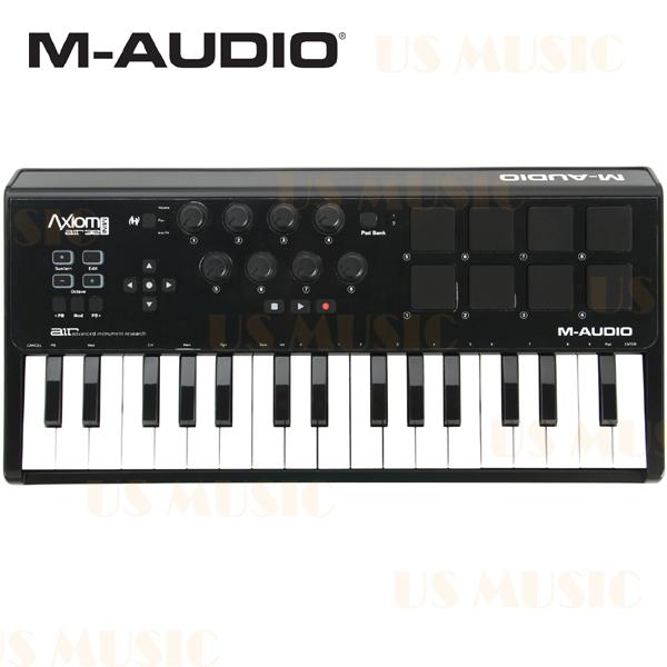 【非凡樂器】『M-Audio Axiom Air Mini32 MIDI Keyboard Controller』主控鍵盤 控制鍵盤 功能強大