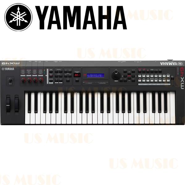 【非凡樂器】YAMAHA 山葉行動合成器鍵盤-原廠公司貨(MX49)