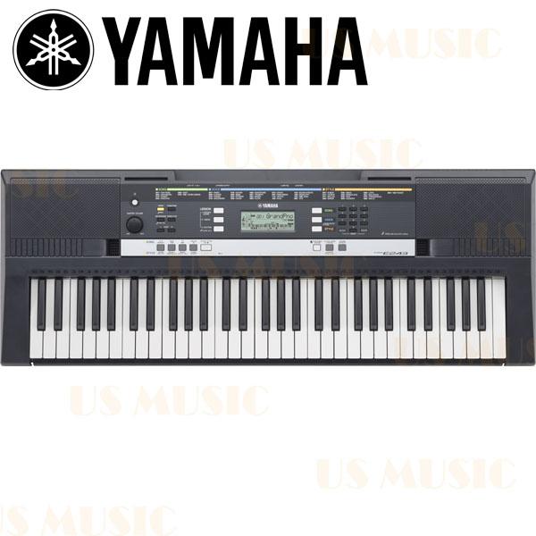 【非凡樂器】『YAMAHA 山葉 61鍵標準電子琴 PSR-E243』原廠公司貨保固一年