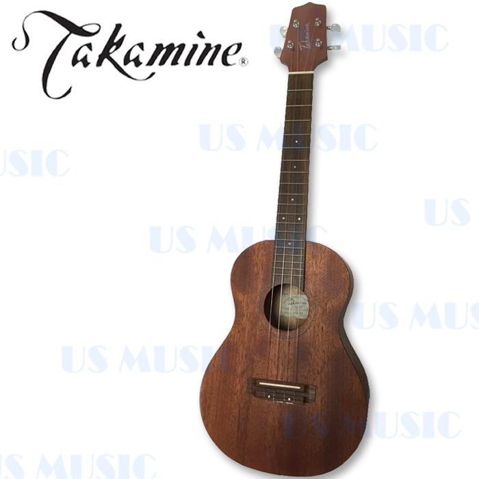 【非凡樂器】『日本名牌Takamine GU-T1E 26吋桃花心木烏克麗麗有EQ』附烏克麗麗袋/Ukulele/調音器/Pick