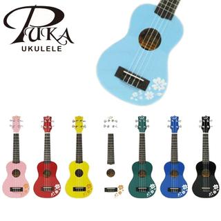【非凡樂器】『PUKA PK-CS』幸運草系列 21吋烏克麗麗/高品質沙比利木/贈送調音器