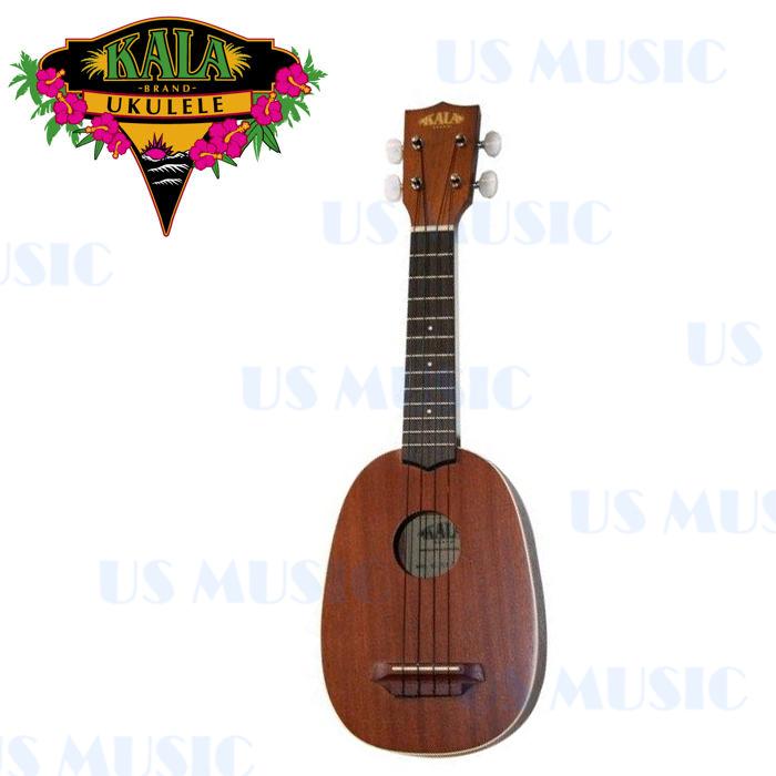 【非凡樂器】『KALA KA-P KAP』美國經典品牌 鳳梨型烏克麗麗UKULELE 21吋 桃花心木經典款/加贈調音器