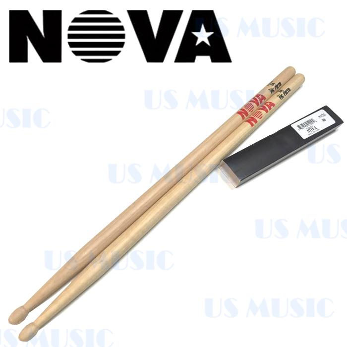 【非凡樂器】『NOVA 5A爵士鼓棒』Vic Firth副廠/原木色鼓棒