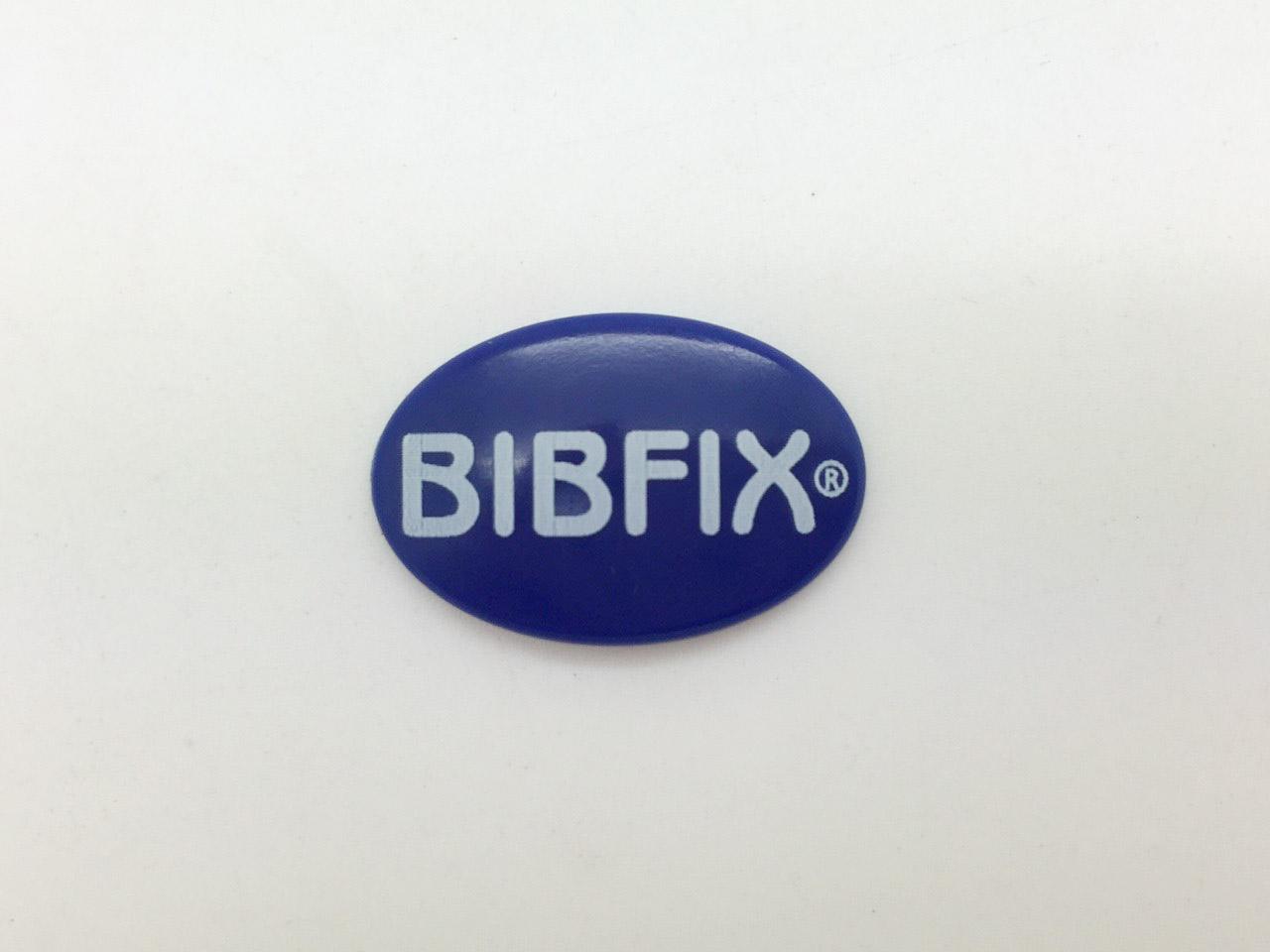 Bibfix號碼布塑膠扣 (深藍)