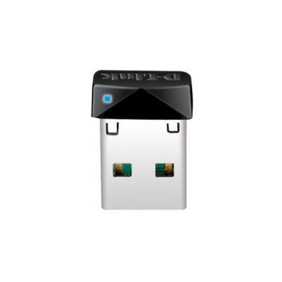 D-LINK DWA-121 Wireless N 150 Pico USB 無線網路卡 1T1R 150Mbps 傳輸速率 (2.4GHz)