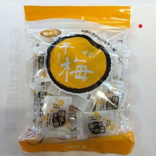 有樂町進口食品 日本進口 梅之屋無籽梅肉(蜂蜜) 散裝出售 4995257070707