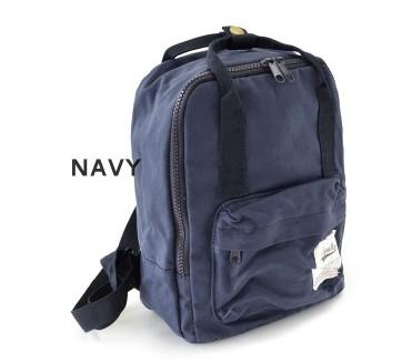 LINAGI里奈子精品【S203】日JAPAN 日本帆布拼色系列 後背包