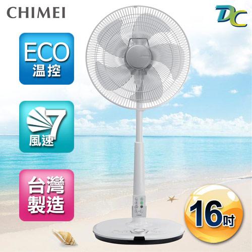 CHIMEI奇美 16吋DC馬達微電腦ECO立扇 DF-16D0ST