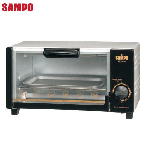 【SAMPO聲寶】6公升電烤箱 KZ-LA06