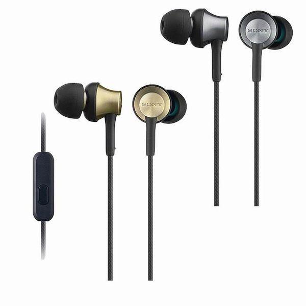 [nova成功3C]SONY MDR-EX650AP 金屬簡約入耳式耳麥 支援 Android?、iPhone、Blackberry等系統