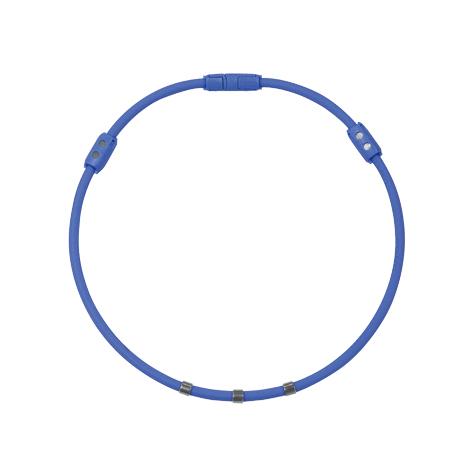 Colantotte直營網路專櫃 WACLE NECK Ge+ 磁石/鈦鍺(TG稀有金屬)項圈/藍色