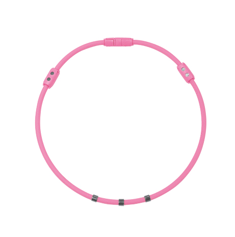 Colantotte直營網路專櫃 WACLE NECK Ge+ 磁石/鈦鍺(TG稀有金屬)項圈/粉紅
