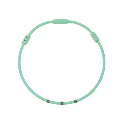 Colantotte直營網路專櫃 WACLE NECK Ge+ 磁石/鈦鍺(TG稀有金屬)項圈/草綠