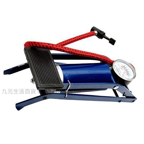 【九元生活百貨】腳踏式打氣筒-單管 打氣筒