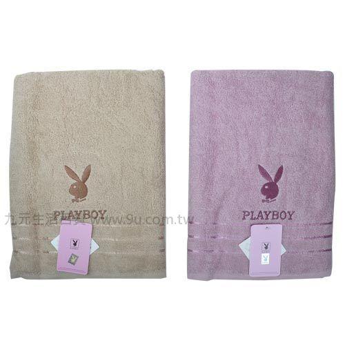 【九元生活百貨】PLAYBOY亮光浴巾 浴巾 毛巾 沙灘巾