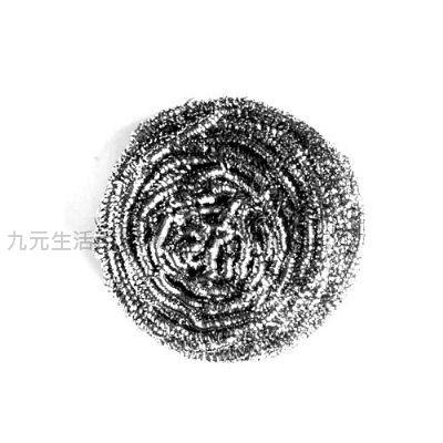 【九元生活百貨】8179鋼絲球清潔刷 鋼絲球