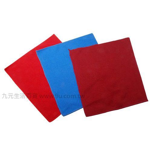 【九元生活百貨】迅潔高纖雙色清潔巾 抹布