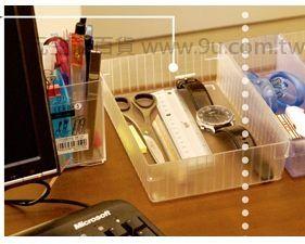 【九元生活百貨】佳斯捷 8032 大水手多用途置物盒 收納盒 整理盒