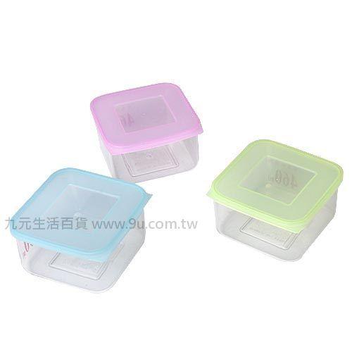 【九元生活百貨】1號日式保鮮盒 保鮮盒