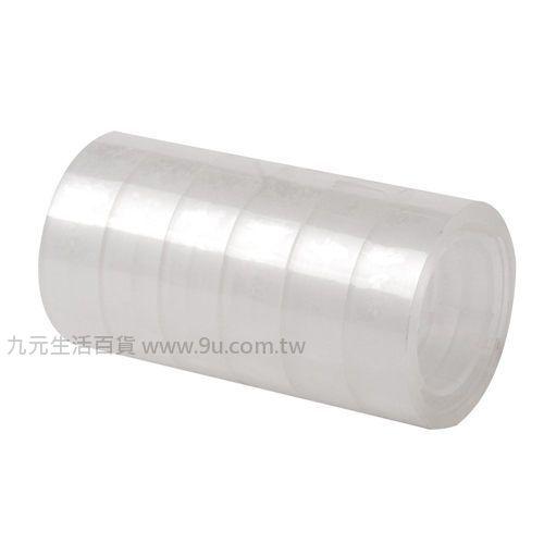 【九元生活百貨】6入OPP小膠帶 透明膠帶 膠帶