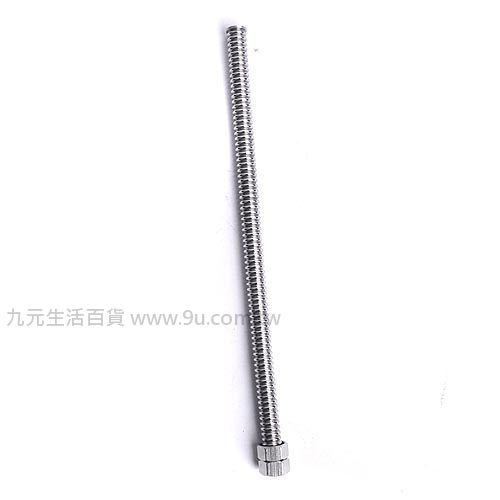 【九元生活百貨】不鏽鋼波紋管-1.2呎 不鏽鋼管