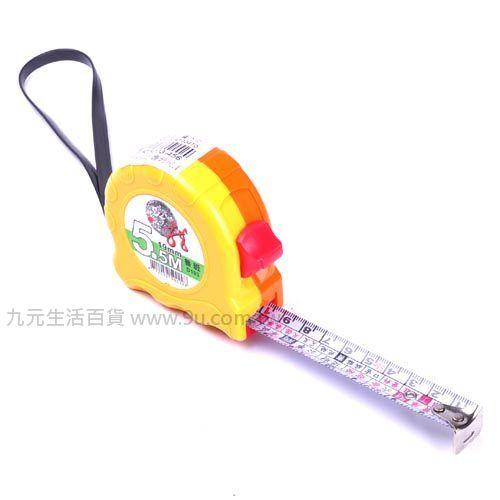 【九元生活百貨】D193魯班尺-5.5M 捲尺 量尺 文公尺