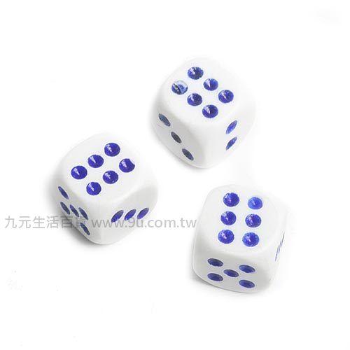 【九元生活百貨】3入特大骰子 桌遊