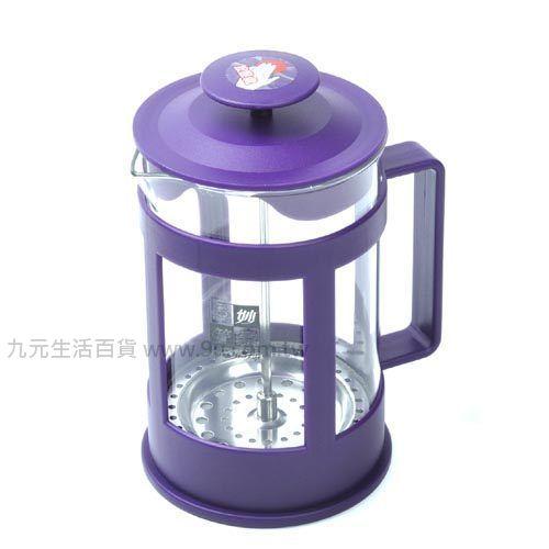 【九元生活百貨】妙管家HKP350高質沖茶器 沖茶杯