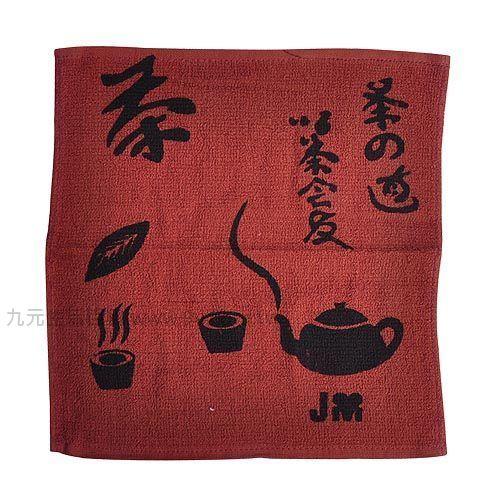 【九元生活百貨】茶巾 擦拭巾 泡茶巾