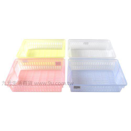【九元生活百貨】501果凍籃 收納盒
