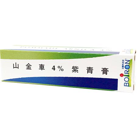 布瓦宏 山金車4%紫青膏 20g【瑞昌藥局】014931