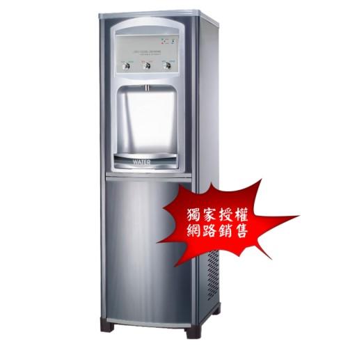 Buder 普德CJ-889冰冷熱飲水機~普德公司貨~全省免費安裝+原廠五道式微電腦RO純水機(內置)