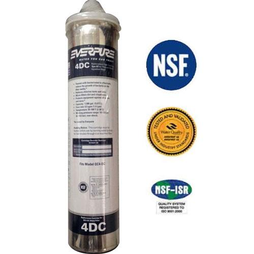 EVERPURE 美國原裝進口銀離子濾心 4DC