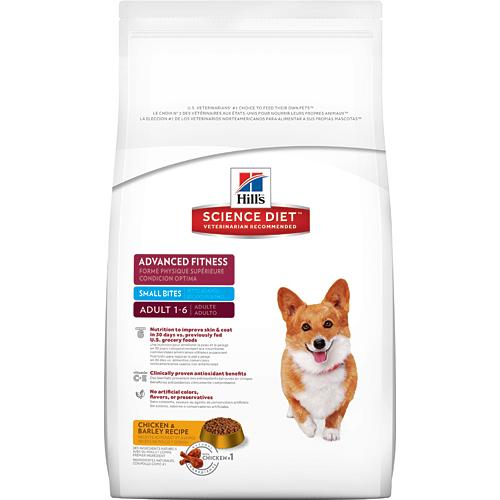 Hill's 希爾思 成犬 優質健康 雞肉與麥配方 小顆粒 2KG/2公斤