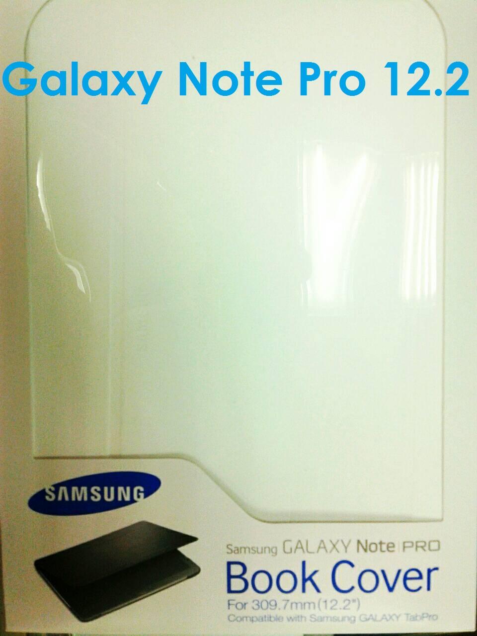 【原廠吊卡盒裝】三星 Samsung Galaxy NOTE PRO 12.2 (309.7mm) 原廠皮革書本式皮套 (白)