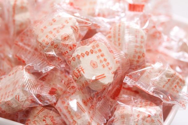 年貨大街 ‧蜜餞果乾‧ 梅花仙楂餅/仙楂梅(單顆包裝仙楂餅) 300g(半斤)【合迷雅好物商城】
